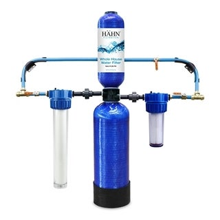 Hahn Blue Whole House Water Filtration System
