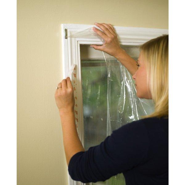 Indoor Window Insulator Kit clear Shrink Film Insulator US Stock