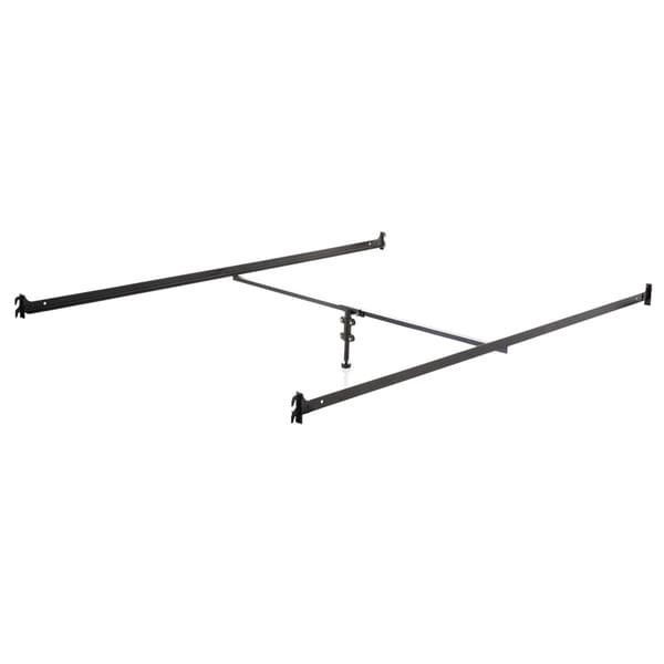 Shop Structures Hook-in Metal Bed Rails with Adjustable Height ...