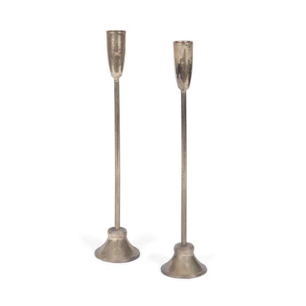 Shotglass Candlesticks