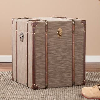 Harper Blvd Dowley Linen Trunk