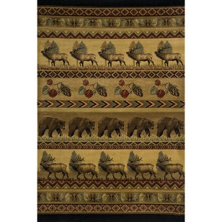Christopher Knight Home Shasta Acantha Nature Rug (3' x 5')