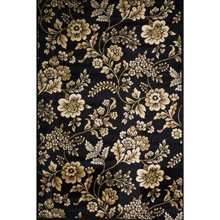 Christopher Knight Home Shaelyn Jean Floral Rug (3' x 5')