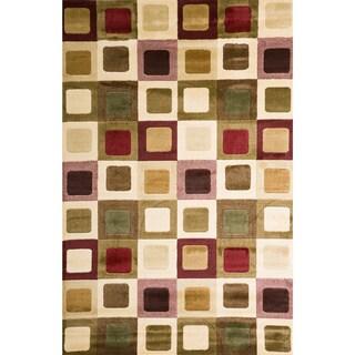 Christopher Knight Home Shaelyn Sabrina Geometric Rug (3' x 5')