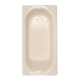 American Standard Princeton 2390.202.222 Linen Soaking Bathtub - Off White