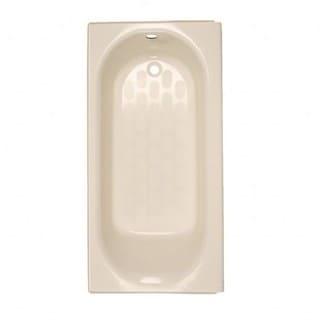 American Standard Princeton 2391.202.222 Linen Stainless Steel Soaking Bathtub