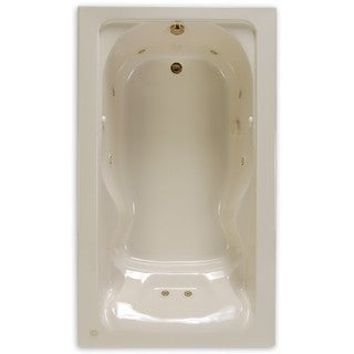 American Standard Cadet White Soaking Bathtub