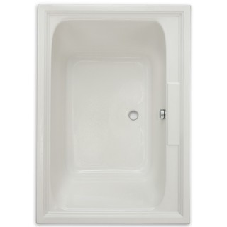 American Standard Town Square 2748.002.020 White Acrylic Soaking Bathtub