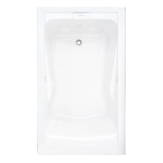 American Standard Evolution White Acrylic Whirlpool Bathtub