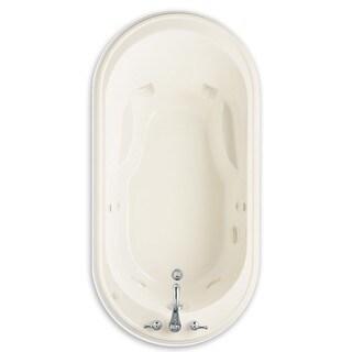 American Standard 2806.048WC.020 Heritage White Whirlpool Bathtub