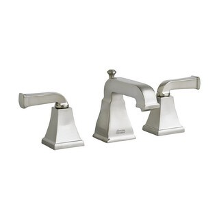 American Standard Town Square Satin Nickel Brass Widespread Bathroom Faucet