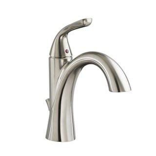 American Standard Nickel Brass Faucet and Drain
