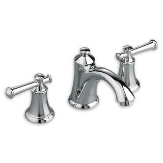 American Standard Portsmouth 7415.801.002 Polished Chrome Brass Widespread Bathroom Faucet