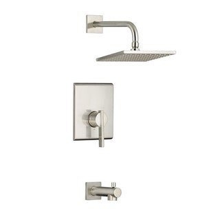 American Standard Satin Nickel Brass Showerhead