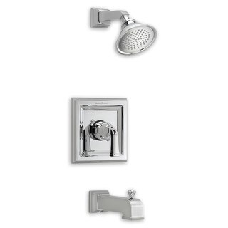 American Standard Town Square Polished Chrome Tub and Shower Faucet