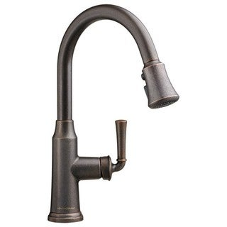 American Standard 4285.300.224 Oil Rubbed Bronze Portsmouth Kitchen Faucet
