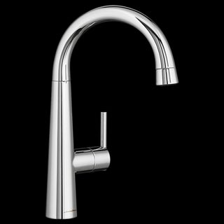 American Standard Edgewater 4932.410.002 Polished Chrome Pull-down Bar Faucet
