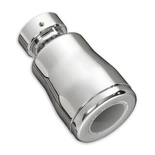 American Standard Flowise Silver Brass Showerhead