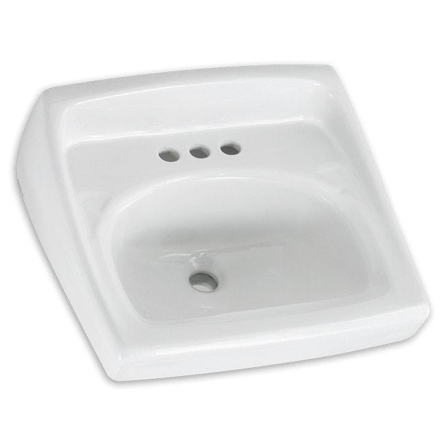 American Standard Lucerne 0356.421.020 White Porcelain 18...