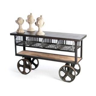 Factory Wheel Cart
