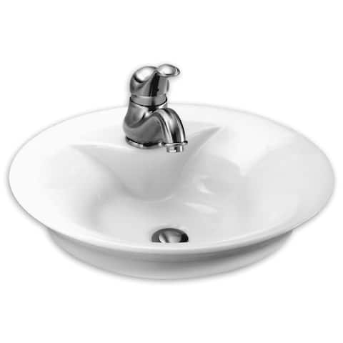 American Standard Morning Above Counter Sink 0670.000.020 White