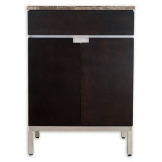 American Standard Studio Espresso Porcelain And Wood Vanity