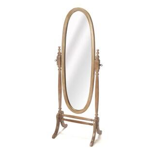 Butler Caroline Driftwood Cheval Mirror