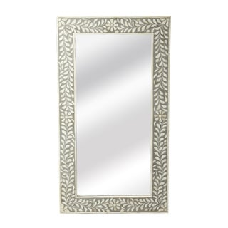 Butler Bone Inlay Wall Mirror