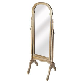 Butler Meredith Grey Driftwood Cheval Mirror
