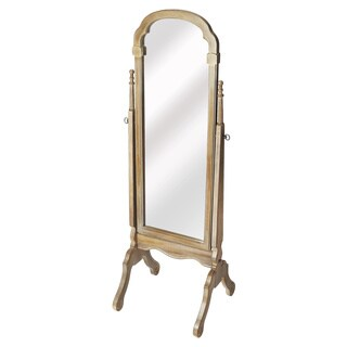 Butler Meredith Grey Driftwood Cheval Mirror - Natural