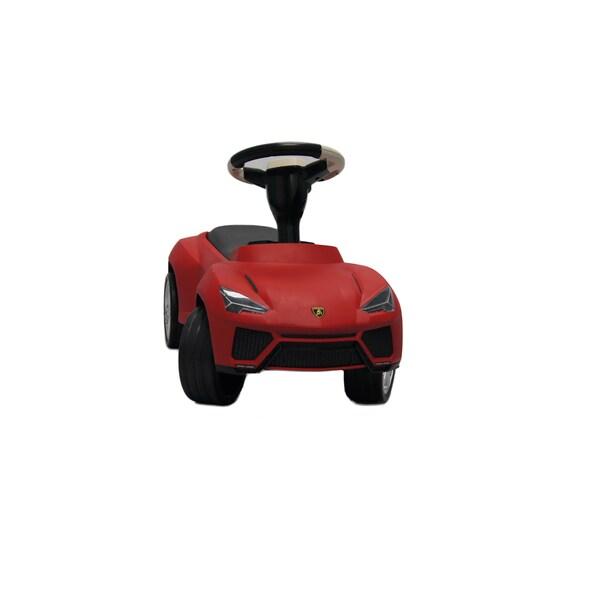 Best Ride On Cars Red Lamborghini Urus Push Car