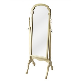 Butler Meredith Cottage White Cheval Mirror