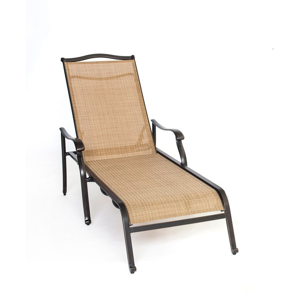 6 Lounging Chairs For Outdoors Hanover Outdoor MONCHS Monaco Chaise Lounge Chair Free Shipping
