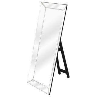 Butler Emerson Modern Floor-standing Mirror - Clear - N/A