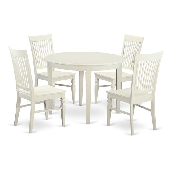 Shop 5-piece Kitchen Table Set For 4-table And 4 Dining