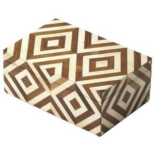 Butler Maya Wood and Bone Inlay Storage Box|https://ak1.ostkcdn.com/images/products/12027524/P18901254.jpg?impolicy=medium