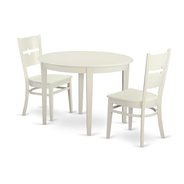 Shop 3-piece Small Kitchen Table Set With Dining Table And