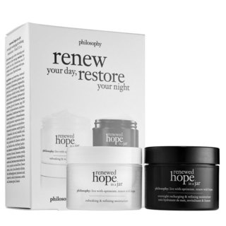 Philosophy Renew Your Day, Restore Your Night Duo Set