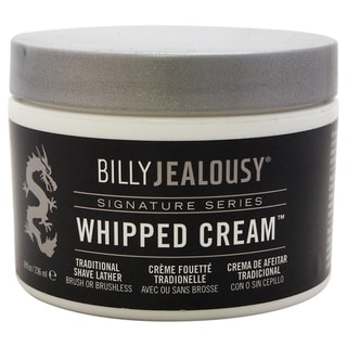 Billy Jealousy Whipped Cream 8-ounce Traditional Shave Lather