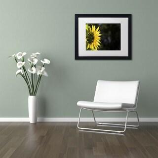 Kurt Shaffer 'Facing the Sun' Matted Framed Art