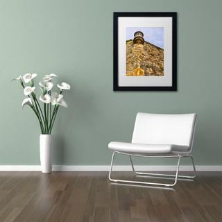 CATeyes 'Castillo San Felipe del Morro 4' Matted Framed Art