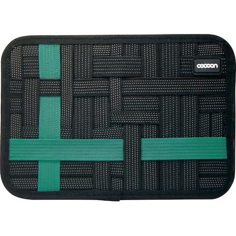 """Cocoon GRID-IT! Carrying Case (Sleeve) for 8"""" iPad mini - Black"""