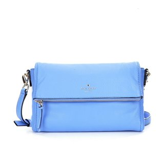 Kate Spade New York Cobble Hill Marsala Alice Blue Crossbody Handbag