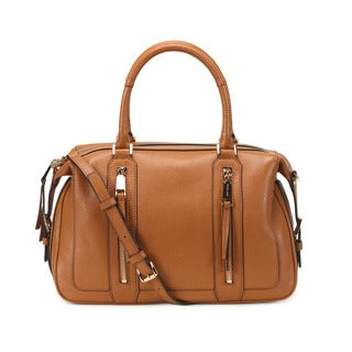 Michel Kors Acorn Julia Large Satchel Handbag