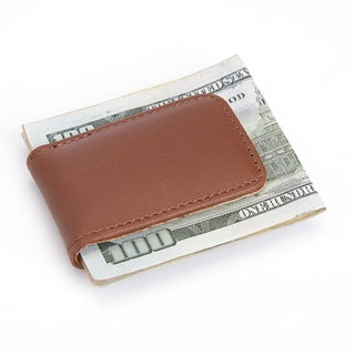 Royce Leather Genuine Leather Magnetic Money Clip