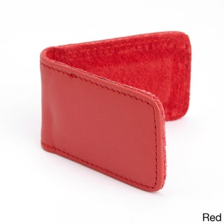 Royce Leather Genuine Leather Magnetic Money Clip (2 options available)