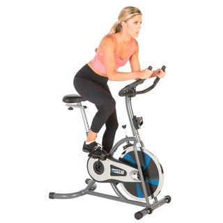 ProGear 100S Exercise Bike Indoor Training Cycle with Heart Pulse