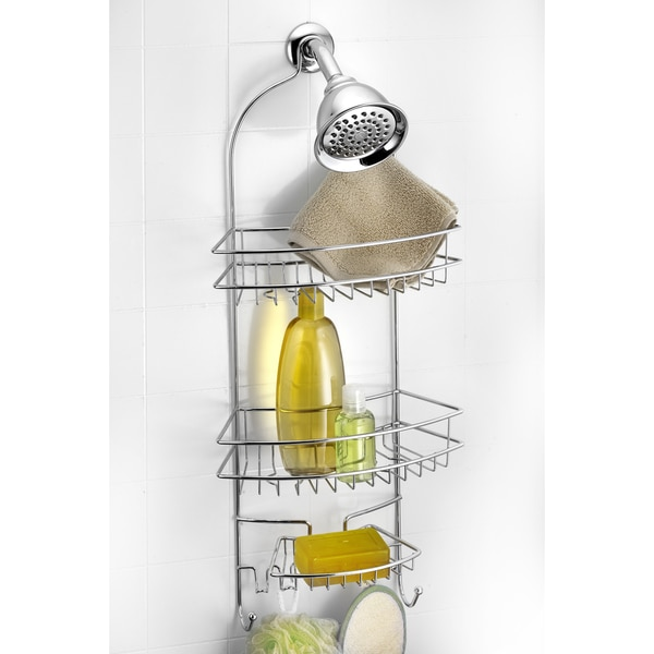 Regent Shower Caddy - Free Shipping On Orders Over $45 - Overstock ...