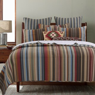 Greenland Home Fashions Durango 100-percent Cotton Quilt Set (3 options available)