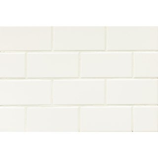 Bedrosians Tradition Matte Ceramic Tile (Box of 80 Tiles)
